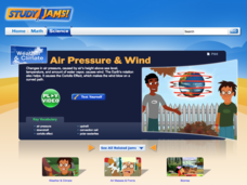 Study Jams! Air Pressure & Wind Interactive