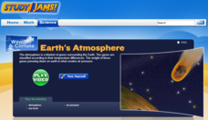 Study Jams! Earth's Atmosphere Interactive