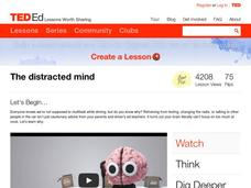 The Distracted Mind Video