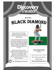 Black Diamond Activities & Project