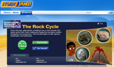 Study Jams! The Rock Cycle Interactive