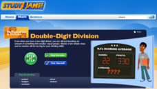 Study Jams! Double-Digit Division Interactive