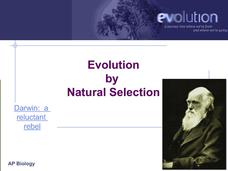 Evolution by Natural Selection Presentation