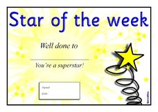 Well Done Certificates Printables & Template