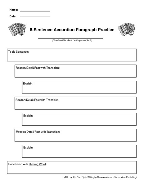 Concluding Sentence Lesson Plans Worksheets Reviewed By Teachers