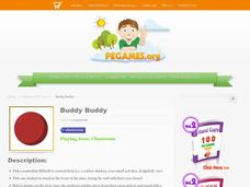 Buddy Buddy Activities & Project