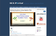 Solving Equations Using Algebra Tiles Activities & Project