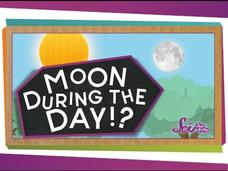 Why Can I See the Moon During the Day? Video