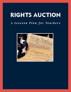 Rights Auction Activities & Project