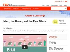 Islam, the Quran, and the Five Pillars Video