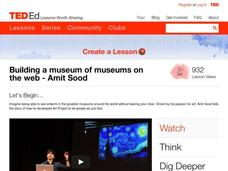 Building a Museum of Museums on the Web Video