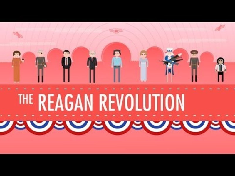 The Reagan Revolution Video
