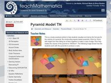 Pyramid Model Activities & Project