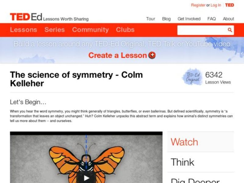 The Science of Symmetry Video
