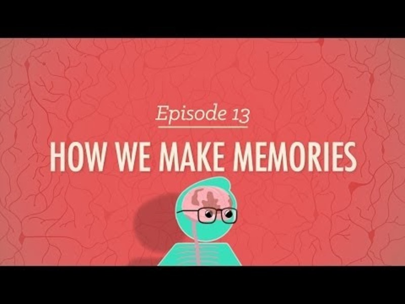 How We Make Memories Video