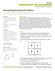 Solving Playground Network Problems Activities & Project