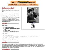 Balancing Ball Activities & Project