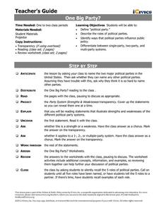 33 One Big Party Worksheet Answers - Worksheet Project List