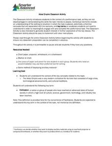 aztec empire lesson plans worksheets reviewed by teachers. Black Bedroom Furniture Sets. Home Design Ideas