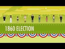 The Election of 1860 & the Road to Disunion Video