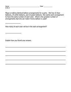 Math Lesson Plans & Worksheets | Lesson Planet