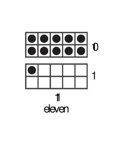 Large Ten Frame 11-20 (With Numbers) Printables & Template for Pre-K - 2nd  Grade | Lesson Planet