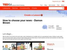 How to Choose Your News Lesson Plan