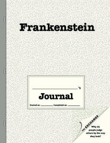 frankenstein journal notes Philosophical and literary sources of frankenstein during the gestation period of frankenstein (journal notes 1 frankenstein.