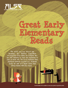 Great Early Elementary Reads Worksheet