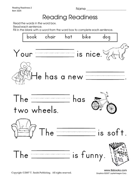 English Worksheets For Grade 1 Reading : Sentence dictation lesson plans & worksheets reviewed by teachers