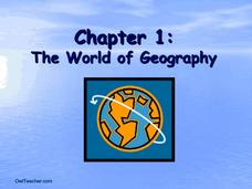 Introduction to World Geography Presentation