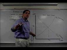 Market and Minimum Wage: Econ Concepts in 60 Seconds Video