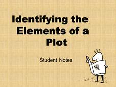 Identifying the Elements of a Plot Presentation