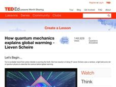 How Quantum Mechanics Explains Global Warming Video