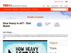 How Heavy Is Air? Video
