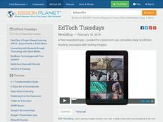 EdTech Tuesdays: NewsBug Video
