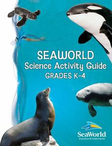 Seaworld Science Activity Lesson Plan