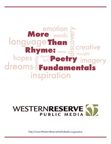 More Than Rhyme: Poetry Fundamentals Unit