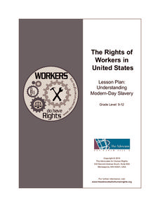 The Right to Workers in United States Lesson Plan
