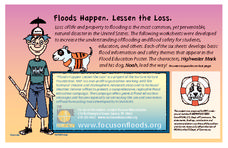 Floods Happen Worksheet