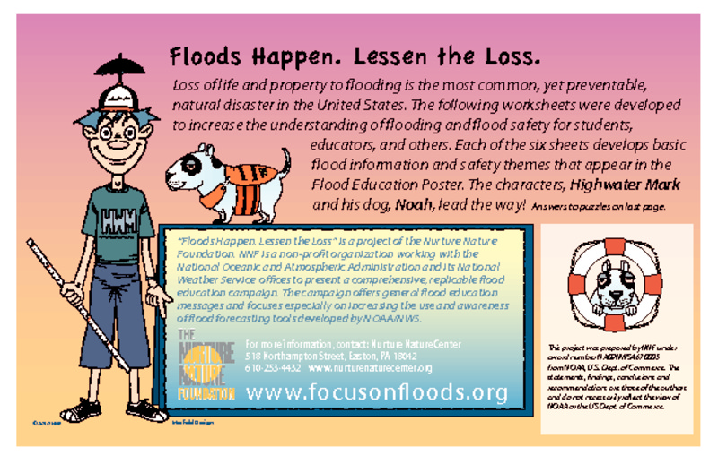 Floods Happen Handouts & Reference