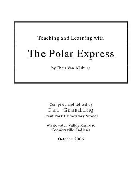 Teaching and Learning with The Polar Express Activities & Project