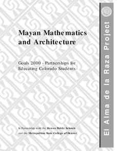 Mayan Mathematics and Architecture Unit