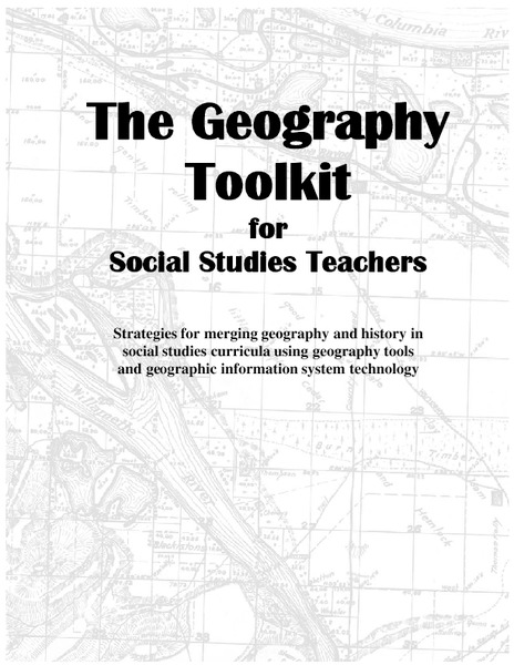 The Geography Toolkit Unit
