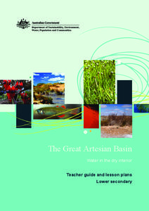 The Great Artesian Basin Unit