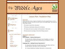 Feudalism Play Lesson Plan