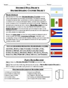 Spanish Speaking Country Project Activities & Project