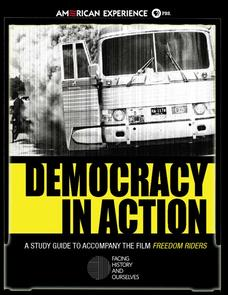 Democracy in Action: Freedom Riders Worksheet