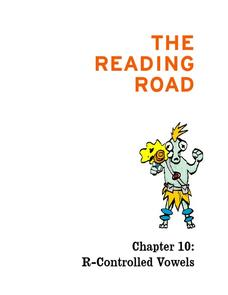 The Reading Road Activities & Project