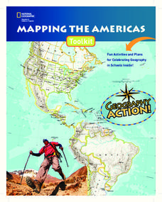 Mapping the Americas Unit